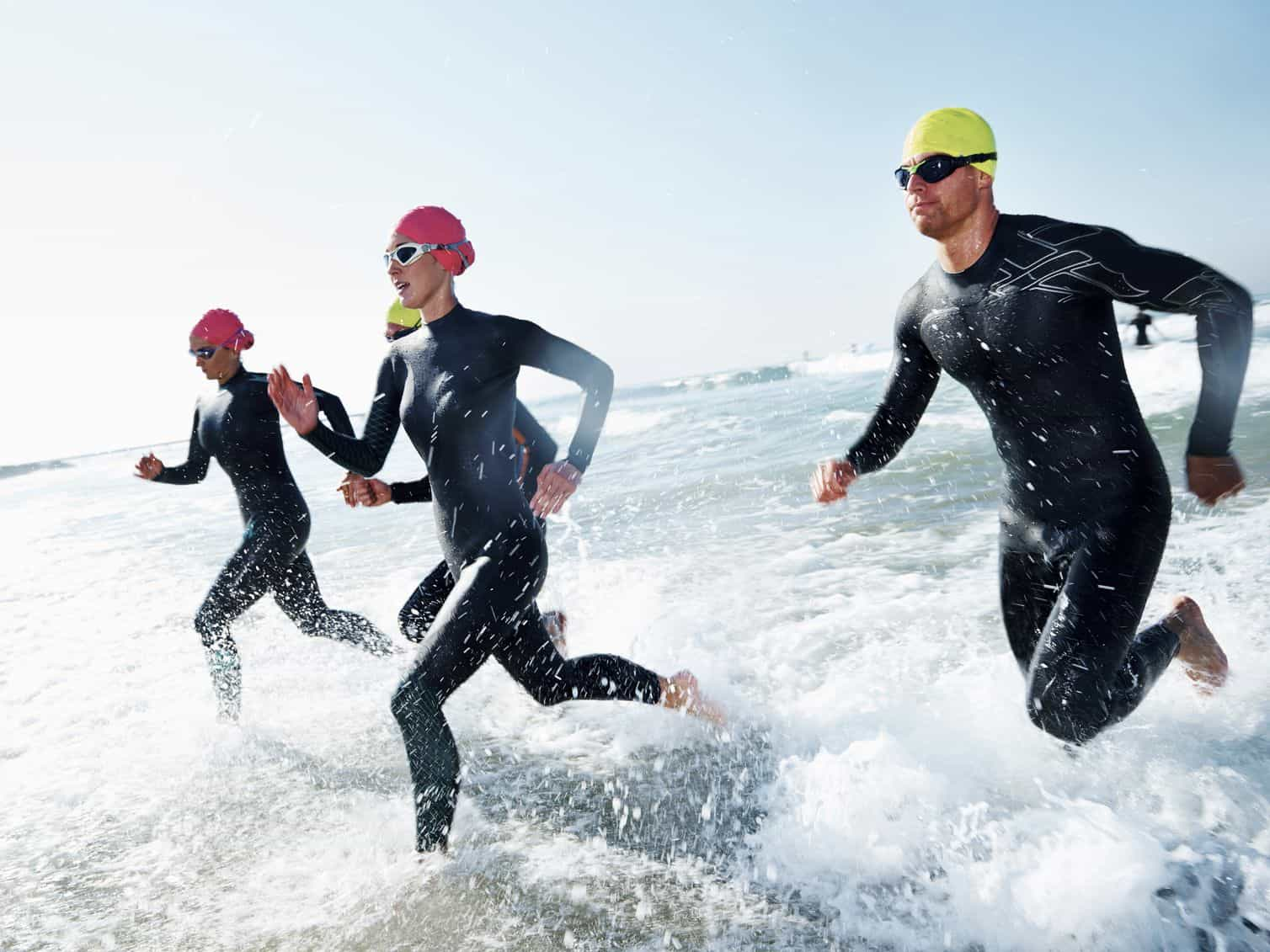 Your Checklist for the Triathlon Race Day