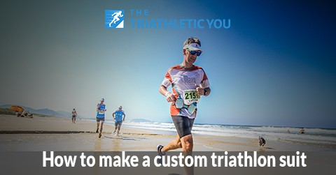 How To Make A Custom Triathlon Suit?, The Triathletic You