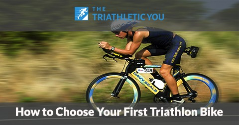 How to Choose Your First Triathlon Bike
