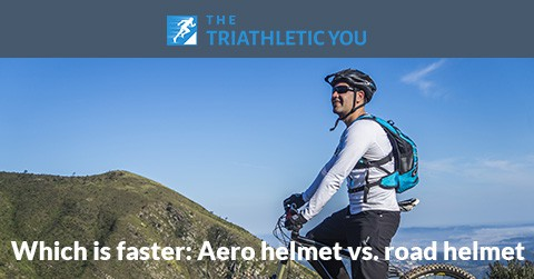 Which Is Faster: Aero Helmet vs. Road Helmet