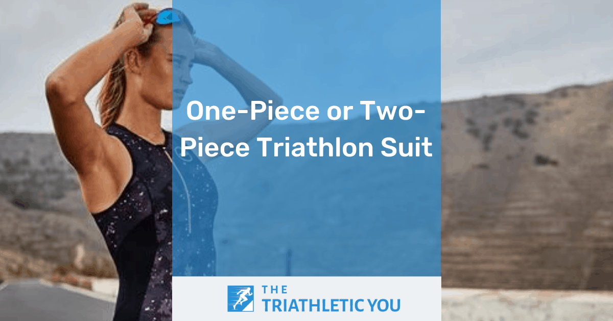 One-Piece or Two-Piece Triathlon Suit