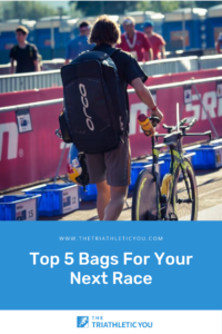 Top 5 Bags For Your Next Race